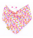 Sherbert-bandana-dribble-bib-adjustable-terry-cotton-designer