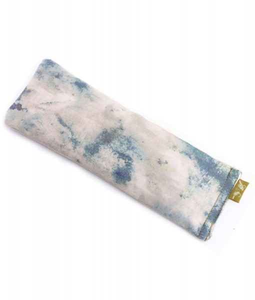 marble linseed eye pillow