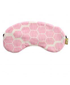 honeycomb eye mask