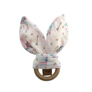 pastel-bunny-baby-teether-wooden-bunny-jaw-development