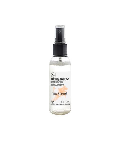 Vanilla-Caramel-scented-room-linen-spray-mist-125ml